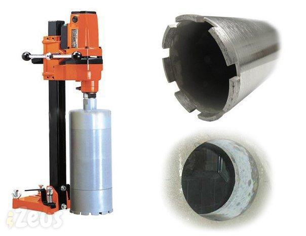 инструмент для алмазного сверления бетона